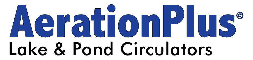 logo for AerationPlus© Lake & Pond Circulation equipment