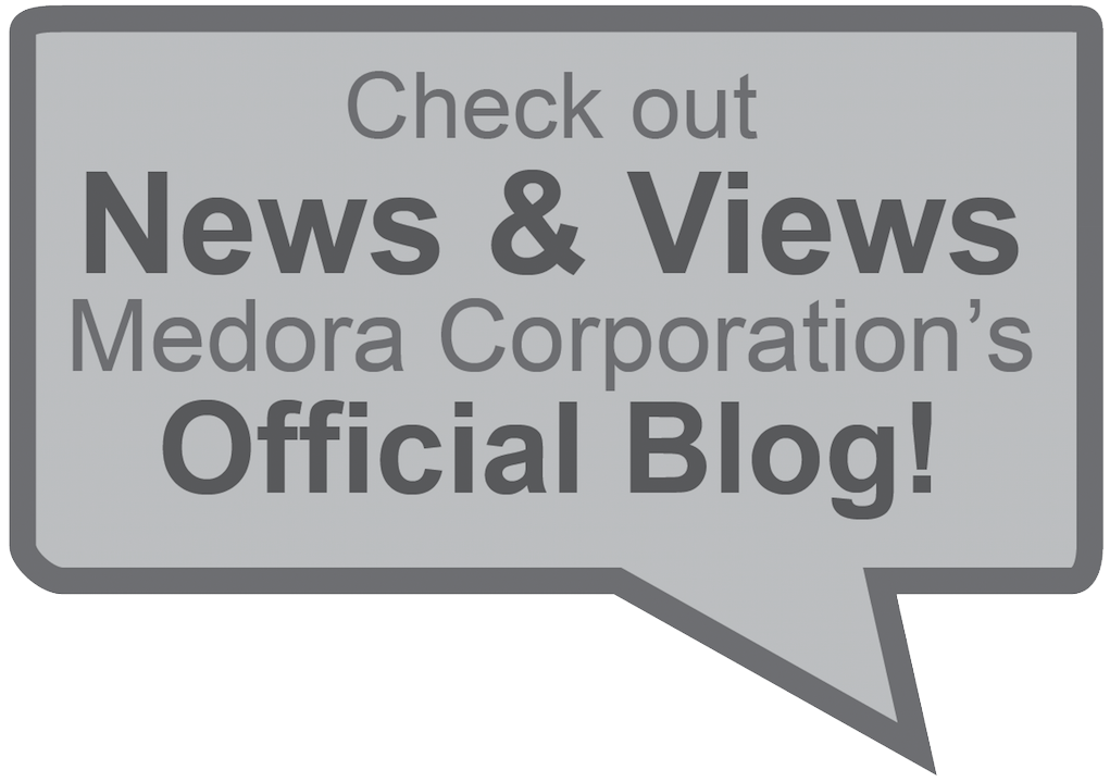 medora corporation blog call to action button