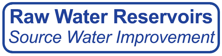 button- raw water reservoirs- source water improvement