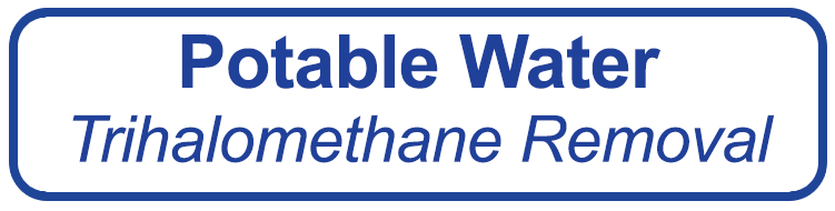 button- potable water- trihalomethane removal