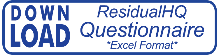 button for ResidualHQ Disinfectant Control Systems download pre-evaluation questionnaire