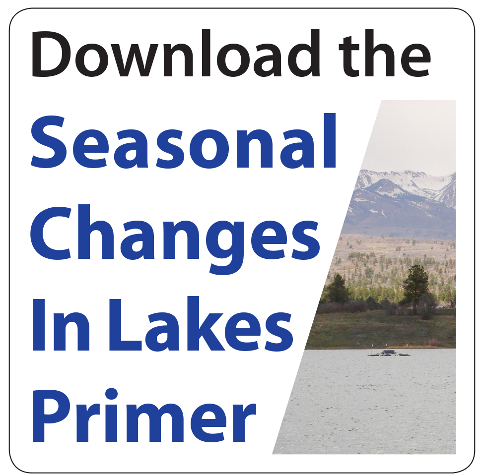 image button to download the Seasonal Changes In Lakes Primer